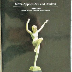S CHESTER SALE 151 Silver, Applied Arts and Doulton C 30. 31. 10. 1990