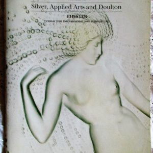 S CHESTER SALE 157 Silver, Applied Arts and Doulton C 19. 20. 02. 1991