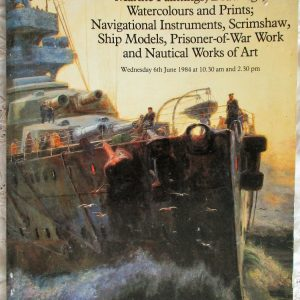 S OVERLORD Marine Paintings and Nautical Works of Art L 06. 06. 1984