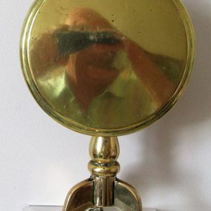 Brass Candle Reflector