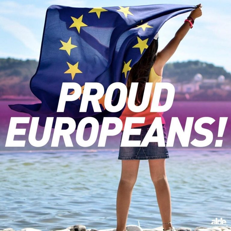 Proud Europeans