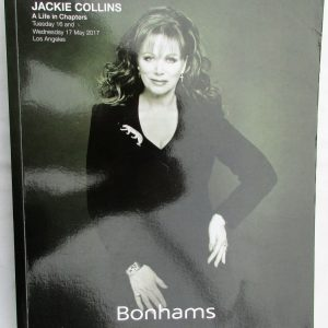 B 24319Jackie Collins A Life in Chapters LA 17. 05. 2017